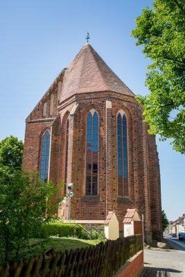 Franziskanerkloster Angermünde