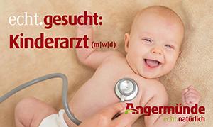 Kinderarzt (m/w/d) gesucht